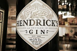 Gin Sales - Hendricks